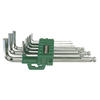HW-129/8PK-029 Набор ключей-шестигранников